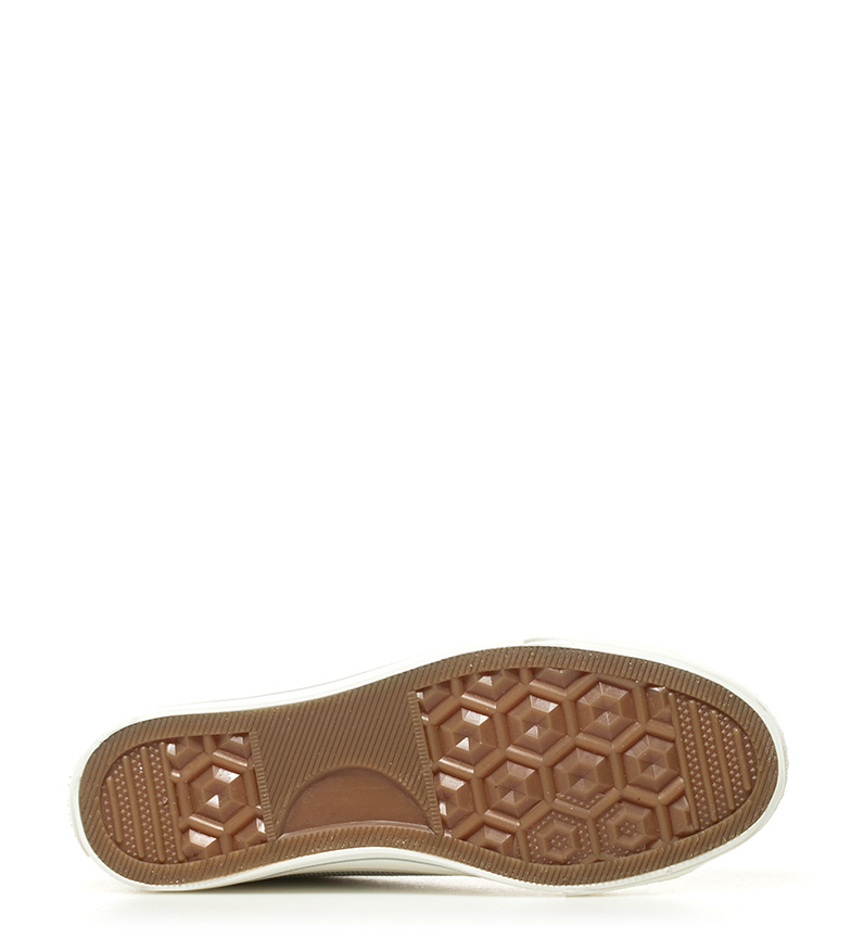 Chika10 Zapatillas Dalia 07 plata