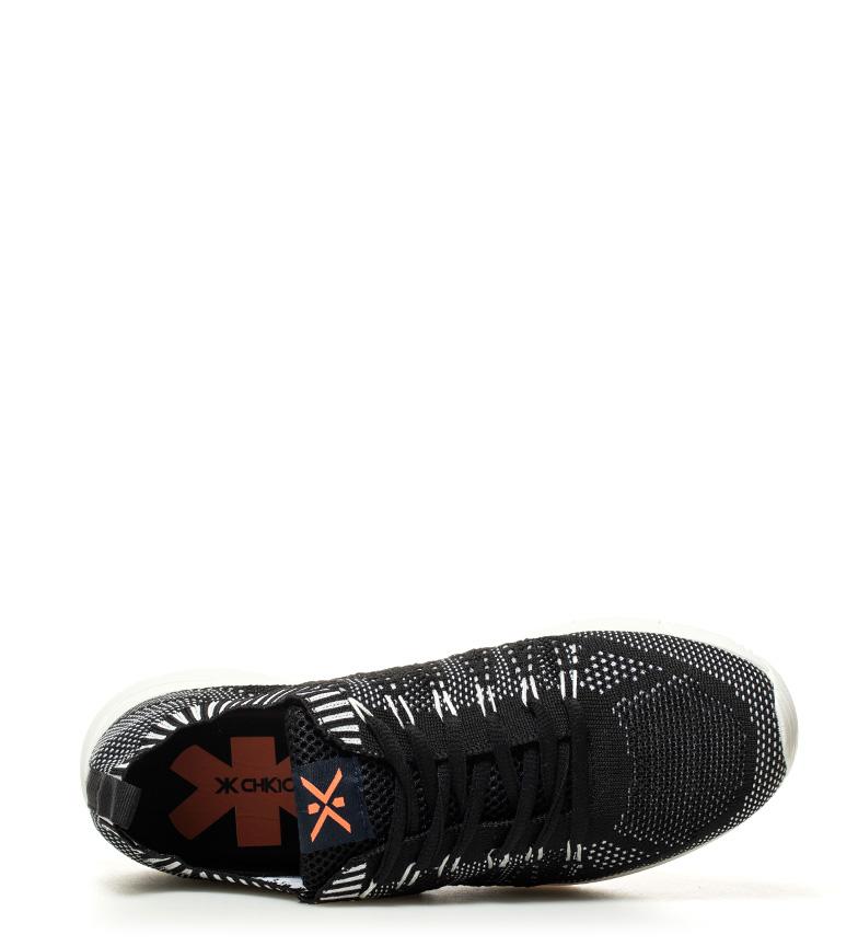Chiko10 Zapatillas Las Vegas 03 negro