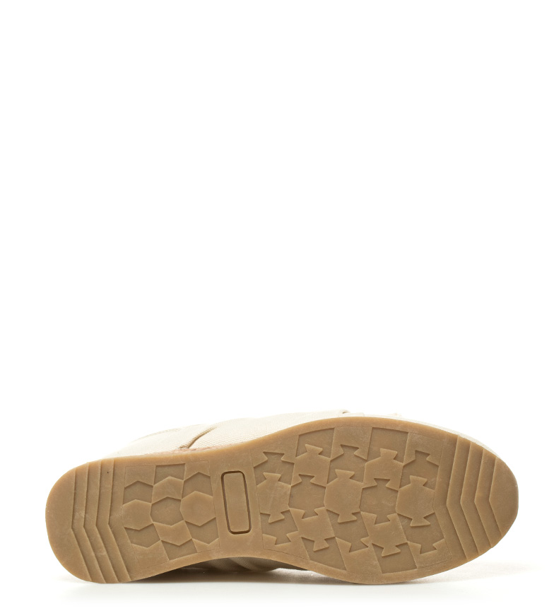 New 06 Zapatillas New Saray Saray Chika10 beige suela beige 3cm Altura 06 Chika10 Zapatillas w1q1rtTR