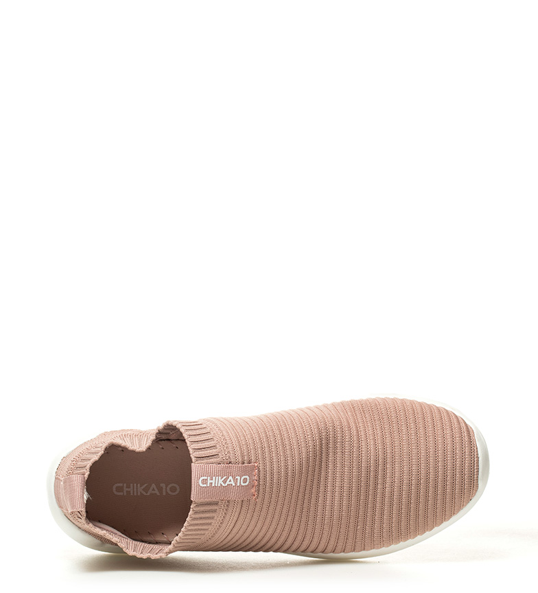 Chika10 Zapatillas Petete 01 rosa rosa 01 Chika10 Chika10 Zapatillas Petete CPqRE6w
