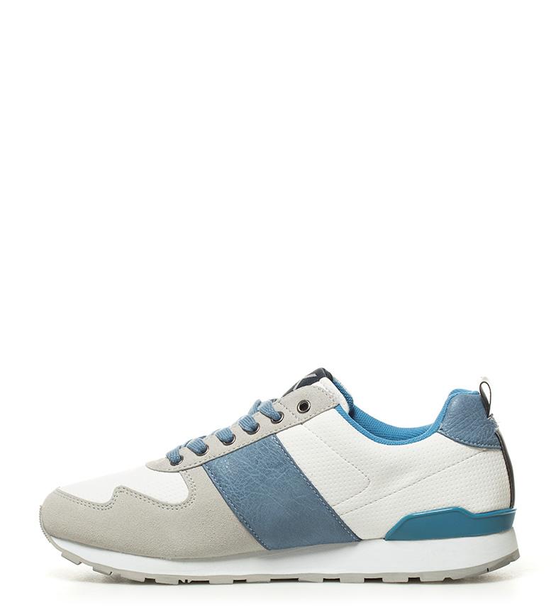 Chiko10 - Chaussures Blanches Roma 01 u9QU0eI