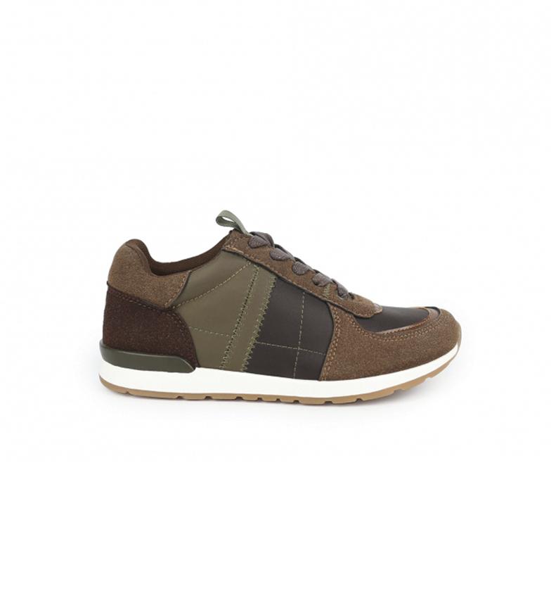 Comprar Chika10 Chaussures marron Tareko 05