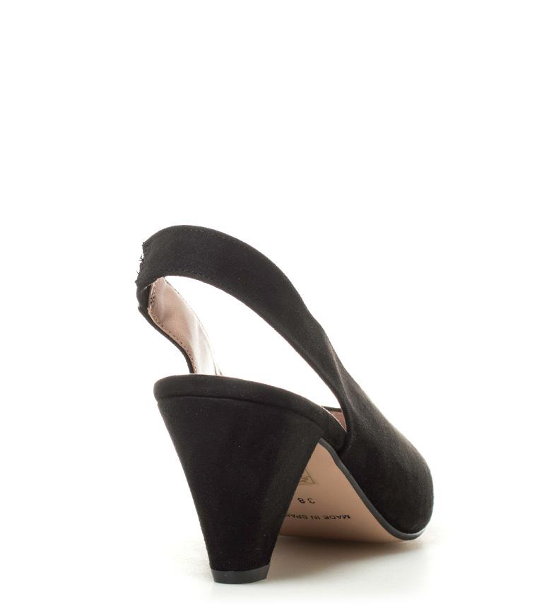 Zapatos 8cm tacón Lauper 8cm tacón Zapatos Altura Lauper 02 Altura 02 negro negro Chika10 Zapatos Lauper Chika10 Chika10 Hq1wC8