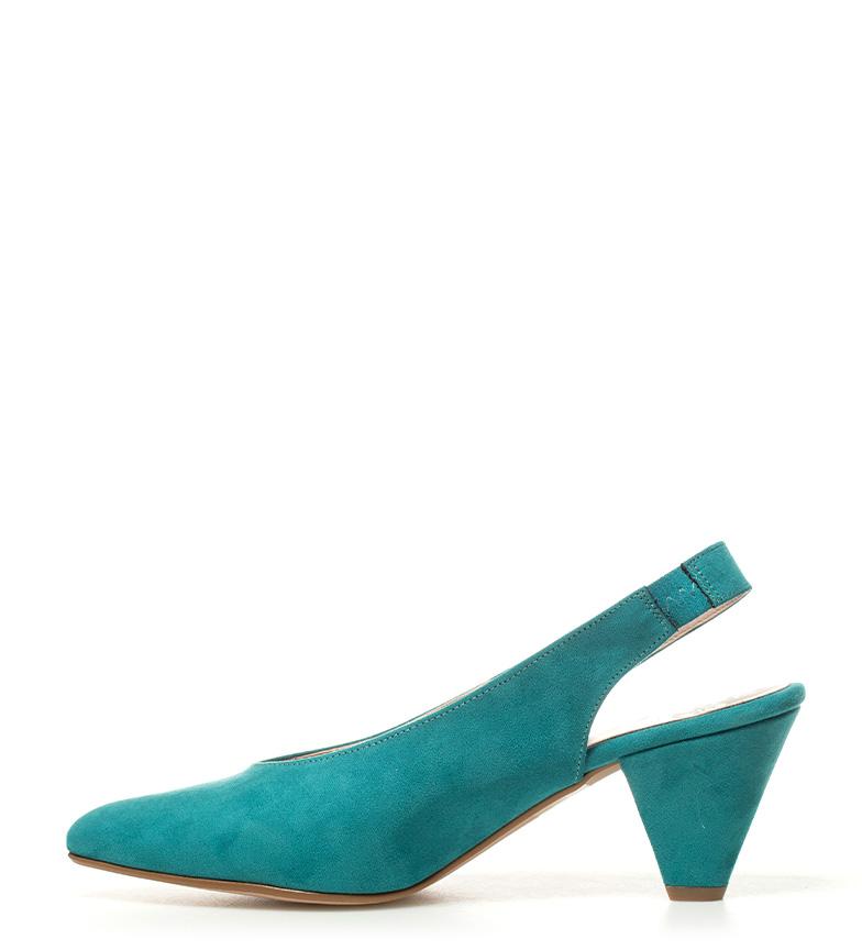 02 Zapatos Altura 8cm turquesa tacón Chika10 Chika10 02 Lauper Zapatos Lauper xawRR6qY