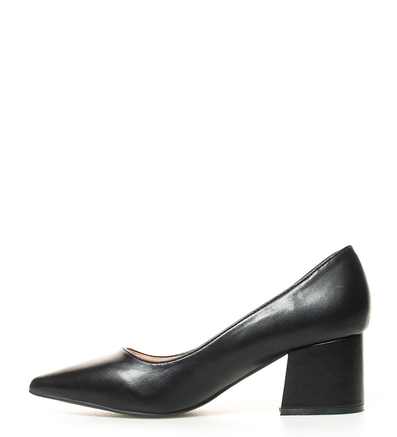 02 Altura Chika10 tacón 6cm br negro br Zapatos Liv 7FRnR4wOq
