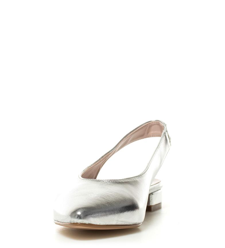 Chika10 Chika10 plata 01 Zapatos Lorena Lorena 01 Zapatos Zapatos metal metal plata Chika10 rTnaBr