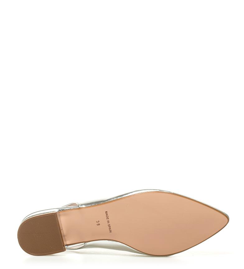 Lorena Zapatos Chika10 01 Zapatos Chika10 metal plata 1SnRzSxw