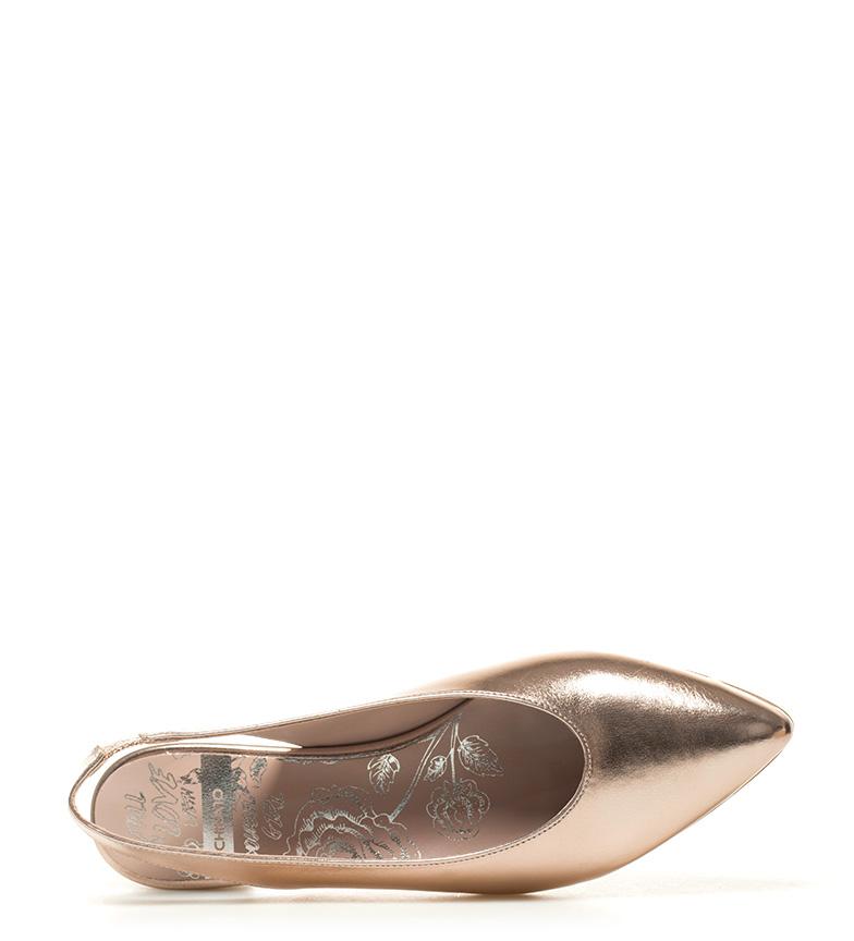 01 Lorena Chika10 metal rosa Zapatos Bw4FSx