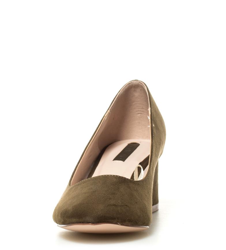 5 Altura Zapatos Chika10 kaki 5cm tacón 01 Naia 61wqTH