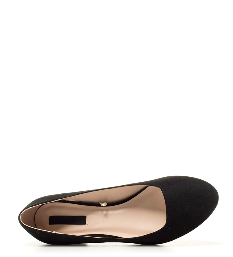 Zapatos Altura Naia tacón Naia 01 Chika10 Chika10 01 5cm negro Zapatos 5 4Iw8RqxR