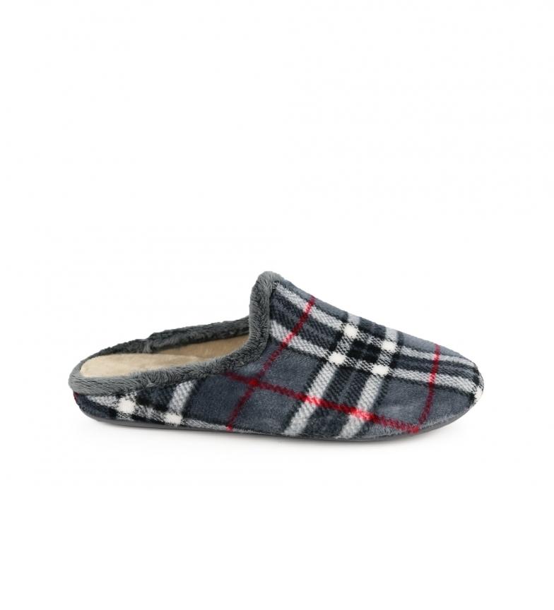 Comprar Chiko10 Pantofole da casa Home man 04 grigio