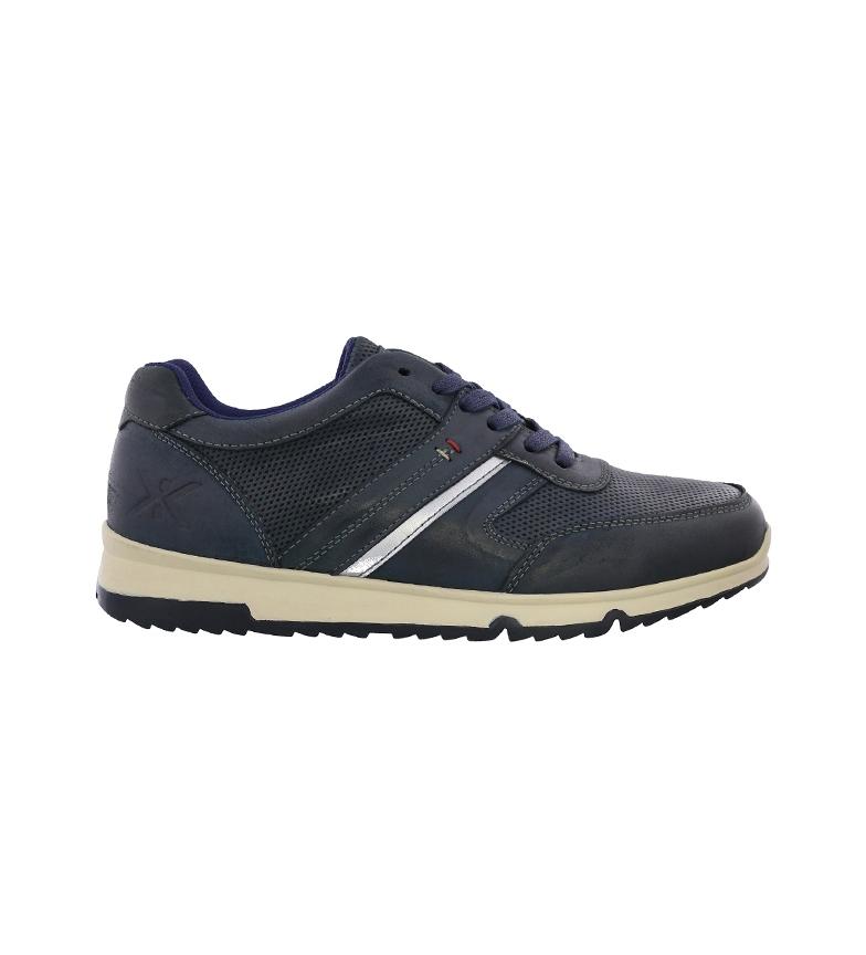 Comprar Chiko10 Sapatos de couro Makalu 01 marine