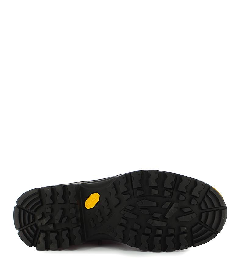 Botas Cares piel Chiruca hidrofugada negro 629g Tex de Gore PnUwvdx