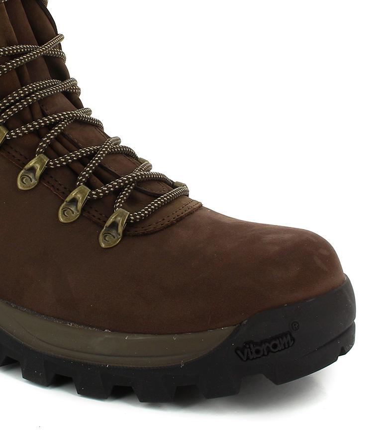 hidrofugada Tex marrón 680g Chiruca de piel Gore Botas Urales wxPYq0t6