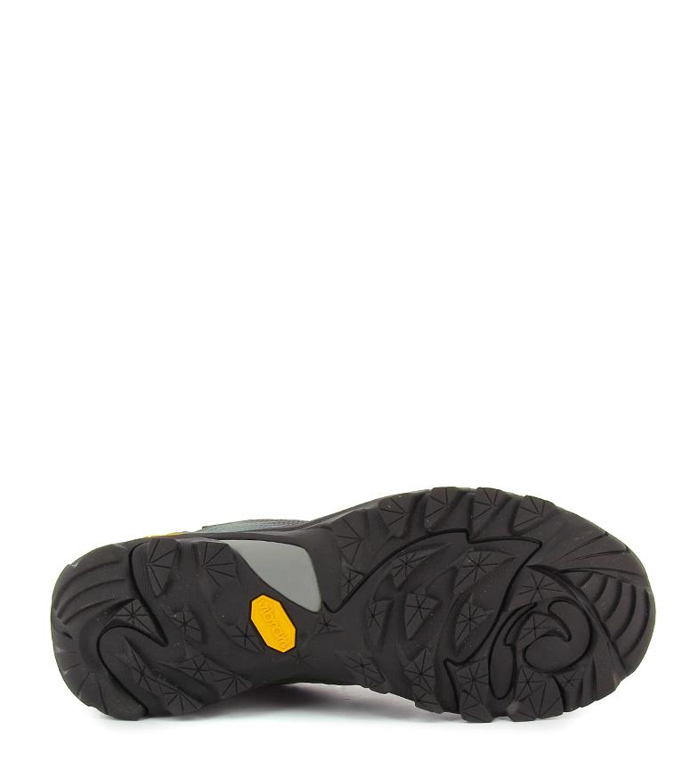Zapatillas gris Tex Chiruca 318g Chiruca Gore Zapatillas Cuba fucsia EvSWzxq