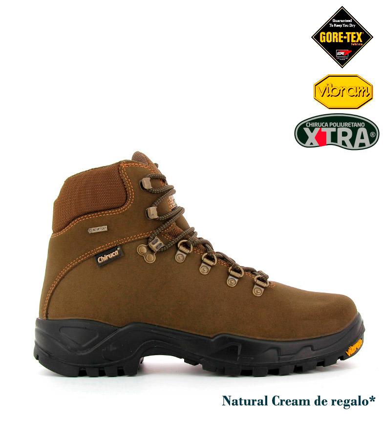 Comprar Chiruca Botas de piel Trofeo Gore-Tex verde -629g ... b0c9e2a688e