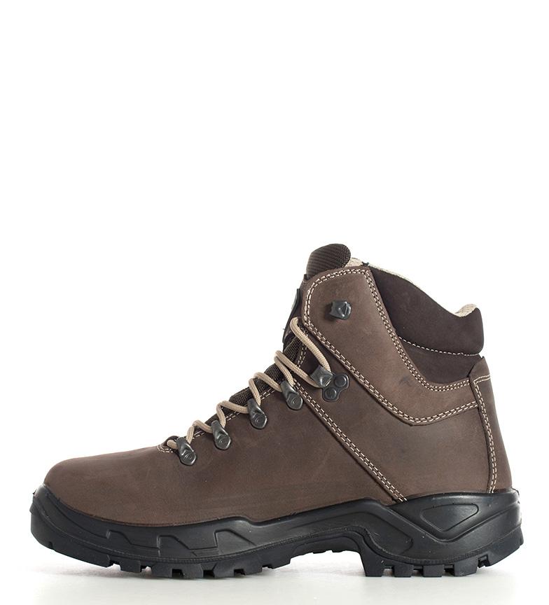 Comprar Chiruca Botas de piel hidrofugada Cares Gore-Tex marrón ... 059cf095aa4