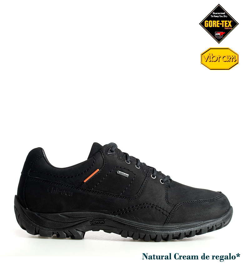 Comprar Chiruca Zapatillas de piel Michigan Gore-Tex negro -473g ... b07393c28e4