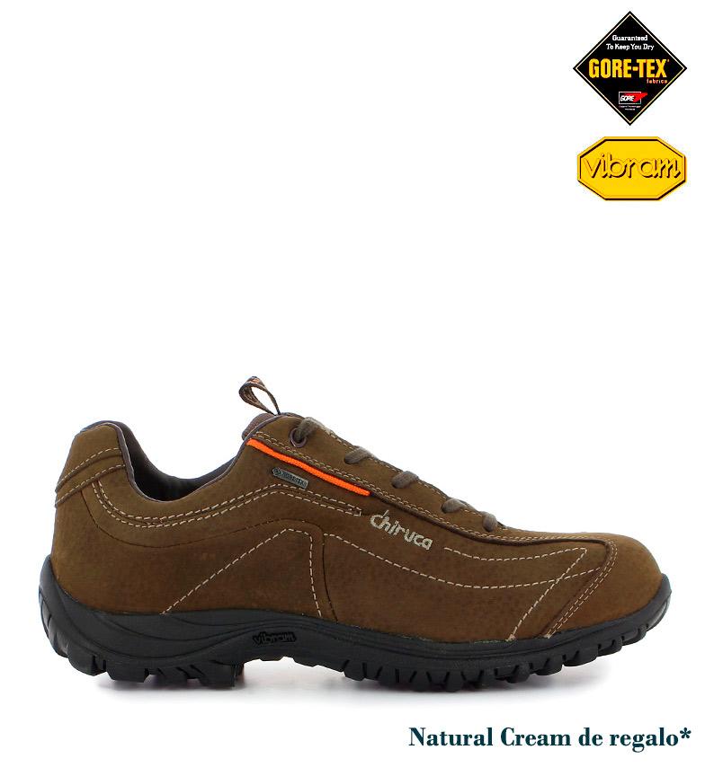 billige avtaler shopping på nettet Chiruca Skinnsko Gore Tex Torino Brun 430 G swuyZmGU