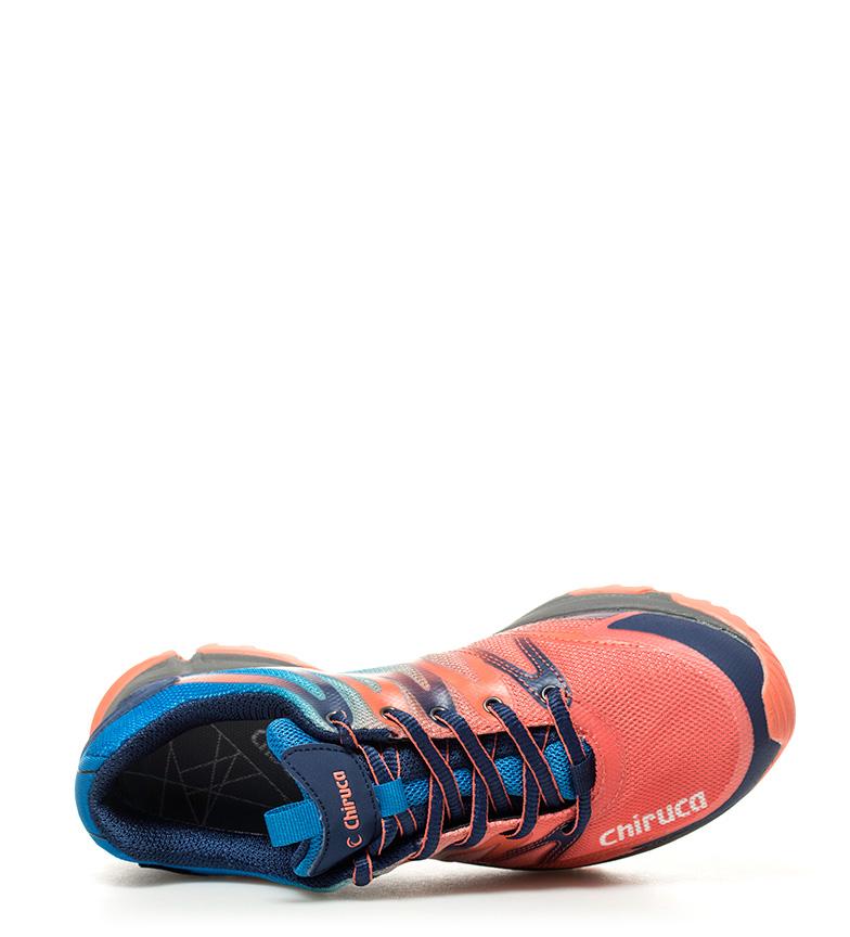Chiruca Tex Gore Zapatillas coral 299g azul Marbella Tr8Txnfq
