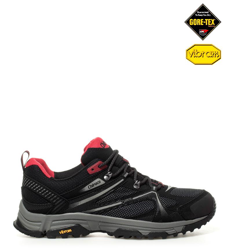 Comprar Chiruca Zapatillas Samoa Gore-Tex negro, rojo -376g-