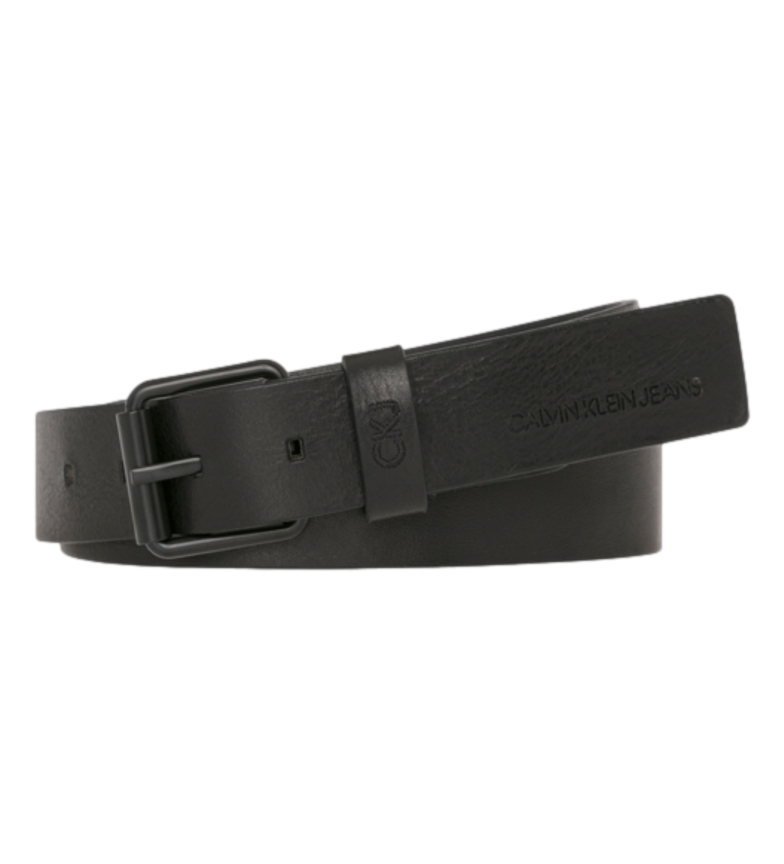 Comprar Calvin Klein Cinturón de piel ADJ negro -ancho, 3,5-