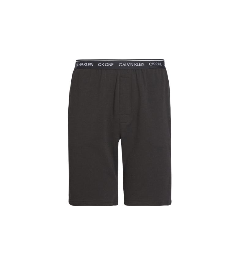 Calvin Klein Calções de pijama preto