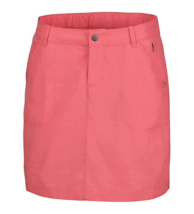 Comprar Columbia Short skirt Arch Cape III coral