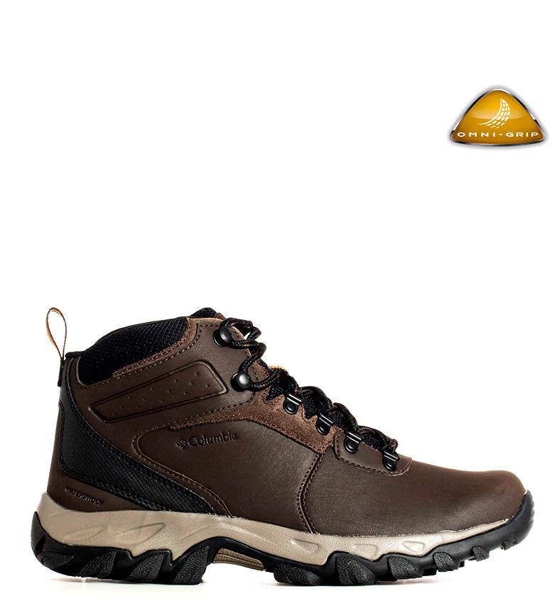 Comprar Columbia Botas de piel Newton Ridge Plus marrón