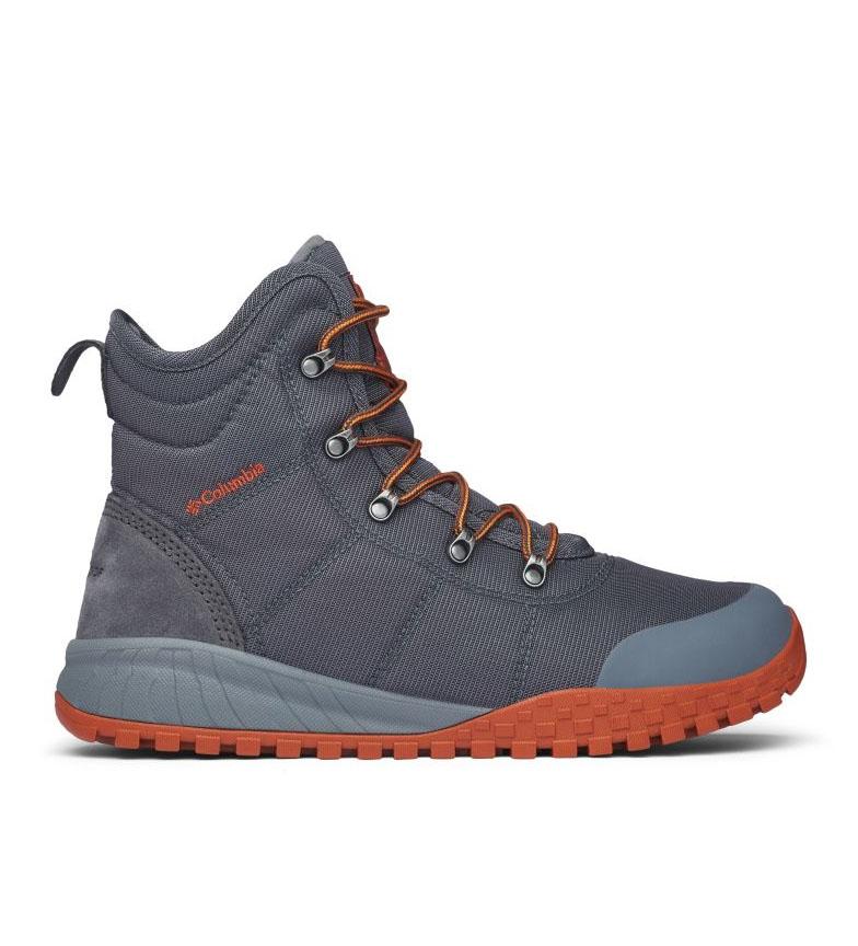 Comprar Columbia Fairbanks Omni-Heat gray boots