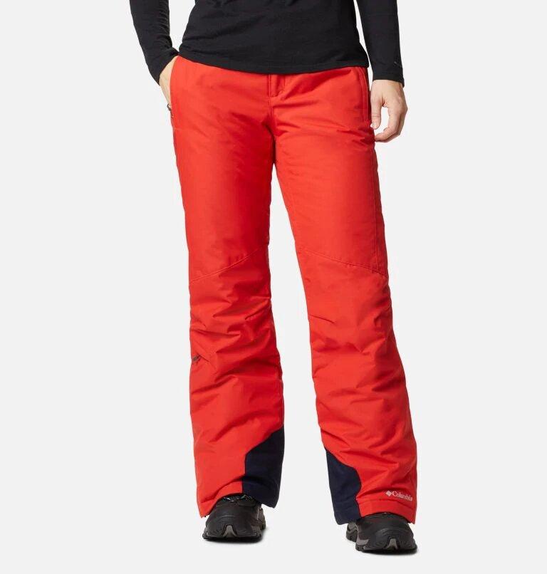 Comprar Columbia Ski Pants Bugaboo OH red