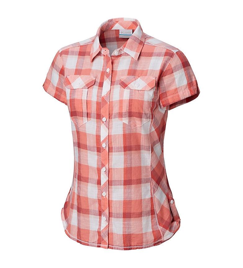 Comprar Columbia Camp Henry orange shirt