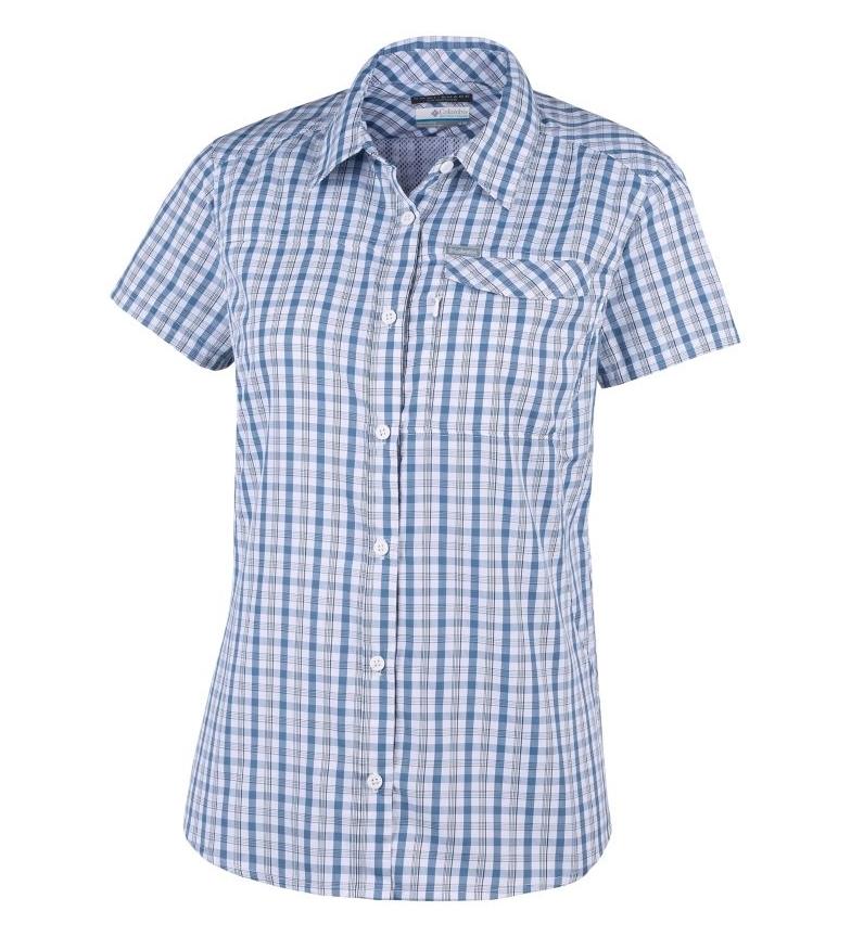 Comprar Columbia Camisa Silver Ridge 2.0 blanco, azul