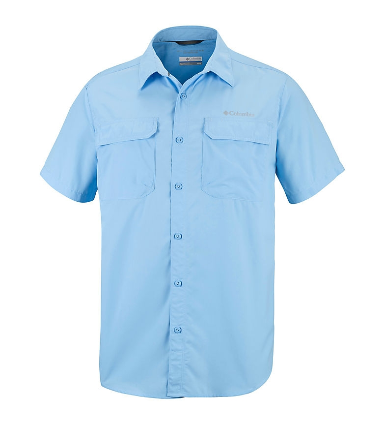 Comprar Columbia Silver Ridge II shirt light blue