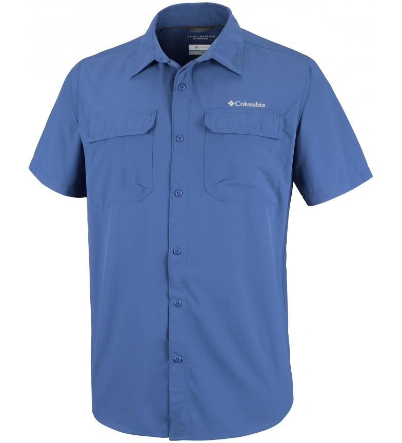 Comprar Columbia Silver Ridge II shirt blue