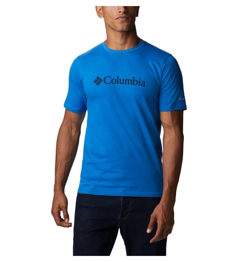 Comprar Columbia CSC Basic Logo T-shirt blue