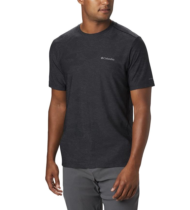 Comprar Columbia Camiseta Maxtrail  Camo negro / Omni-Wick /