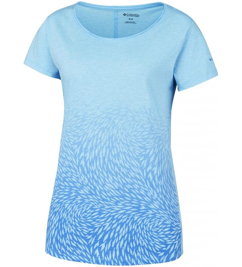 Comprar Columbia Camiseta Ocean Fade celeste