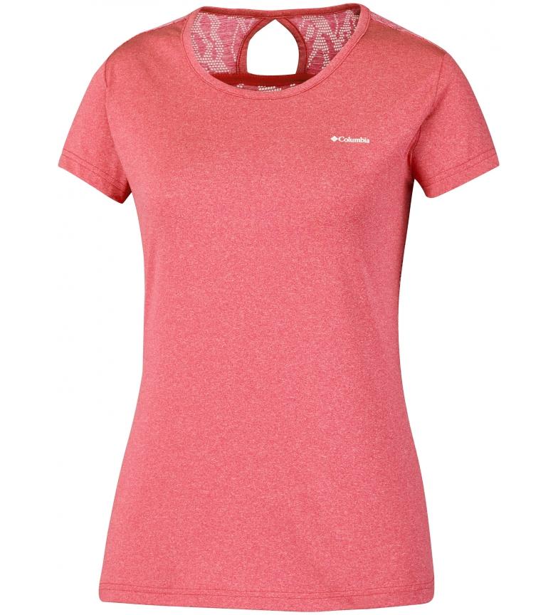 Comprar Columbia Camiseta Peak to Point salmón