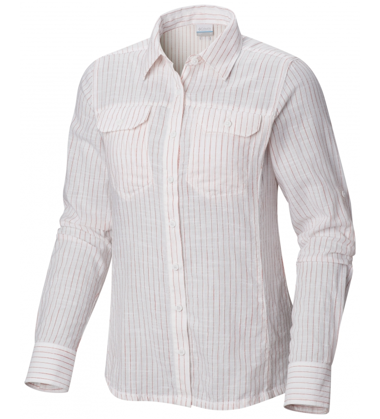 Comprar Columbia Chemise Camp Henry beige, corail