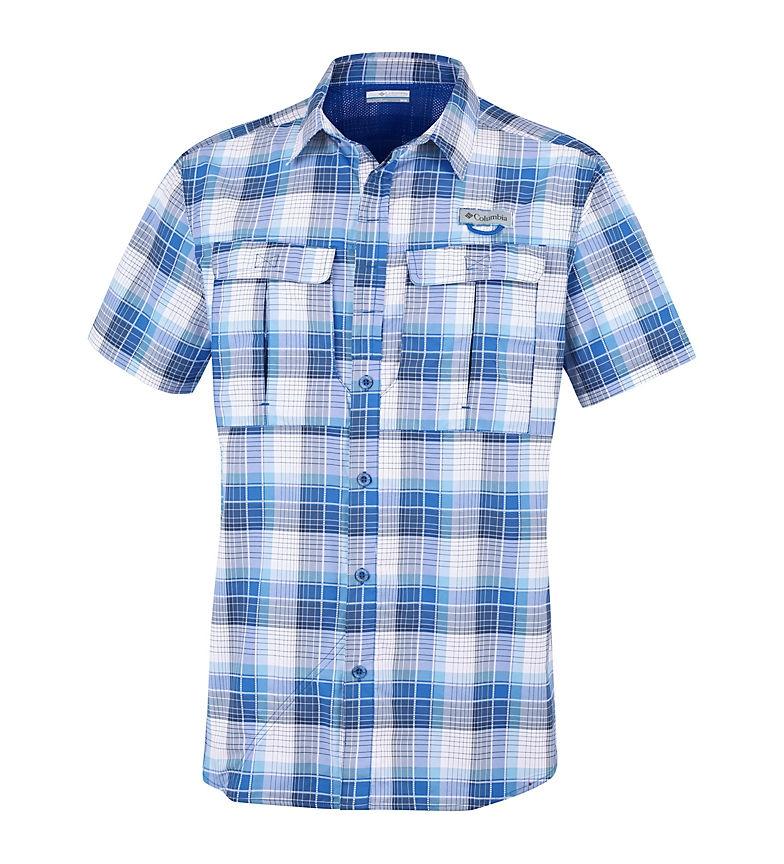 Comprar Columbia Camicia blu Cascade Explorer