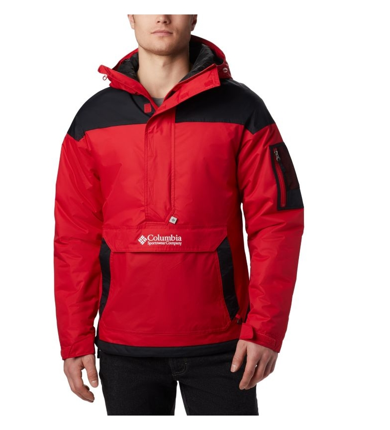 Comprar Columbia Challenger PO Jacket red