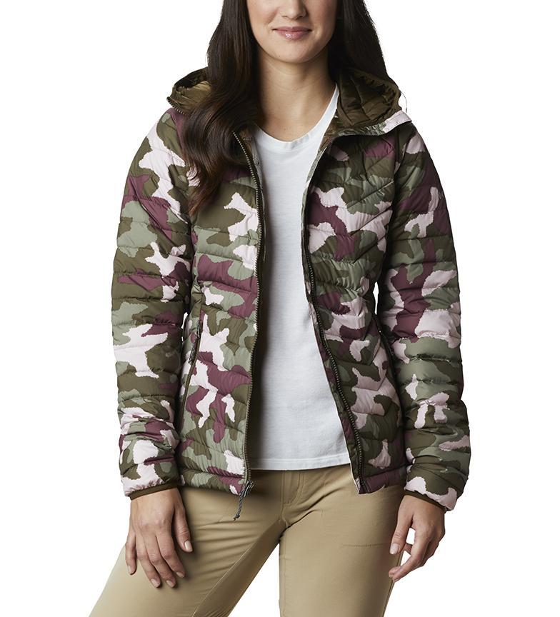 Comprar Columbia Powder Lite Camouflage Jacket Green