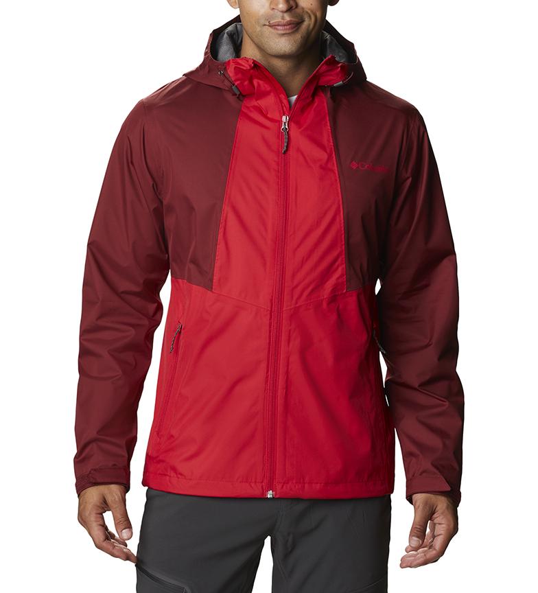 Comprar Columbia Limites intérieures II veste rouge
