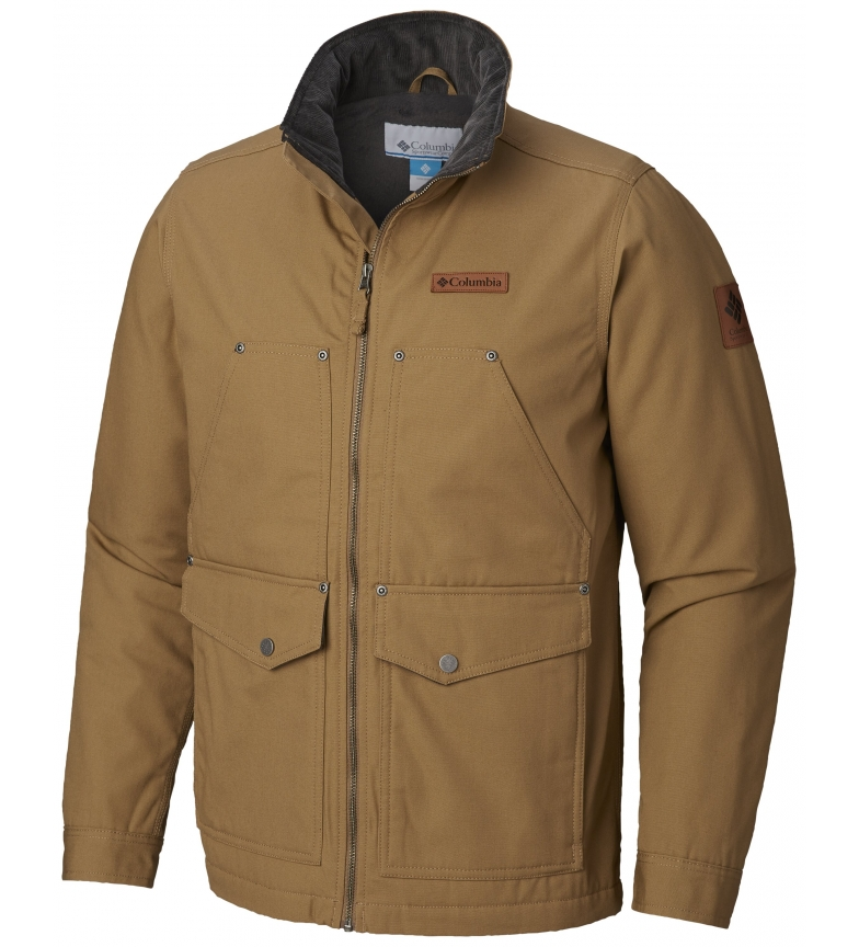Comprar Columbia Loma Vista brown jacket