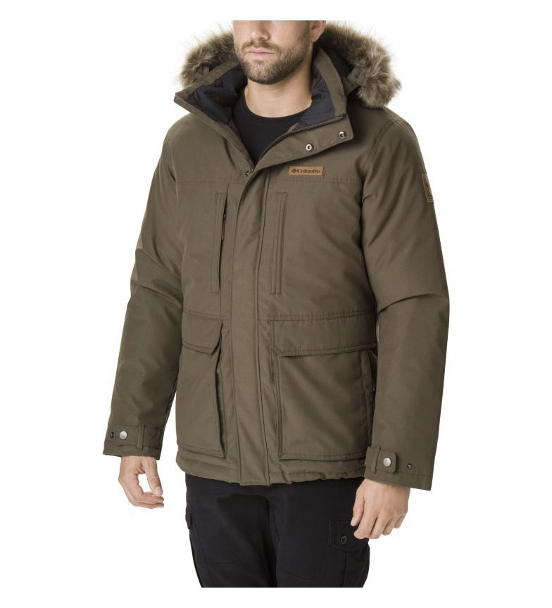 Comprar Columbia Marquam Peak Jacket green