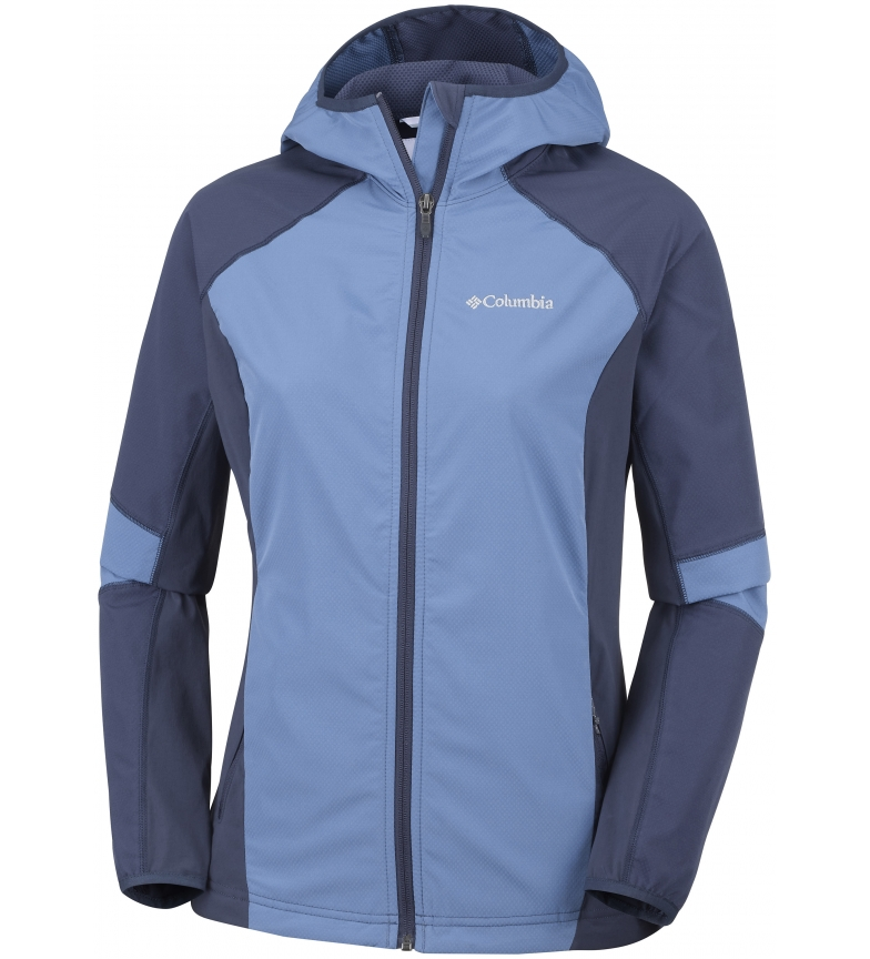Comprar Columbia Chaqueta Sweet As azul / Softshell