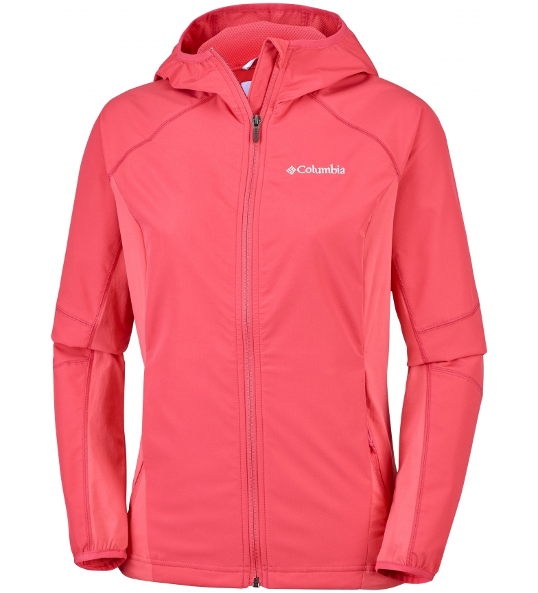 Comprar Columbia Giacca Sweet As coral / Softshell