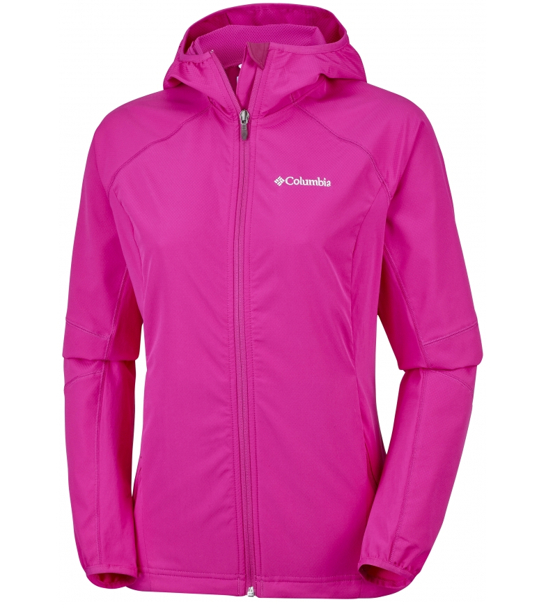 Comprar Columbia Veste Sweet As fuchsia / Softshell