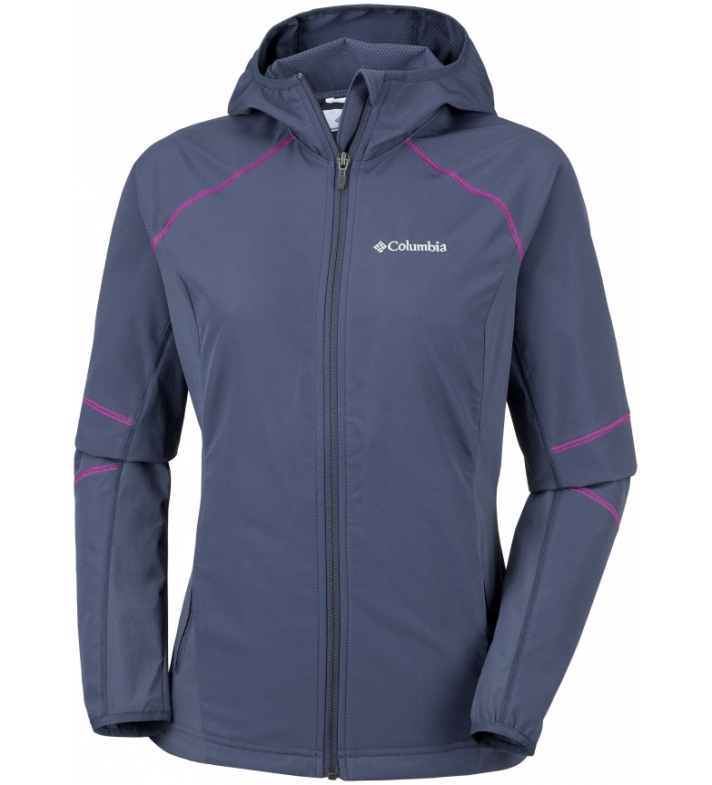 Comprar Columbia Giacca Sweet As navy / Softshell